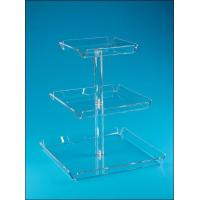 Quality Acrylic Counter Displays Clear acrylic cake pop display stand for sale