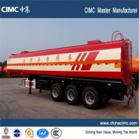 Quality cooking oil transport trailer for sale