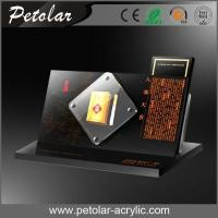 China acrylic display box for cigarette on sale