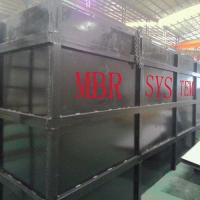 Buy cheap PWWT MBR System Container Waste Treatment System from wholesalers