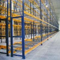China industrial pallet flow rack on sale