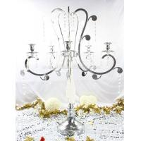 Best IDACH15 new silver candle holder for wedding favors wholesale