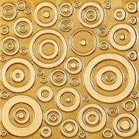 Buy cheap Gold Decorated Tiles from wholesalers