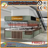 2014 cheap price newest commercial cafe bar counters/new design coffee shop