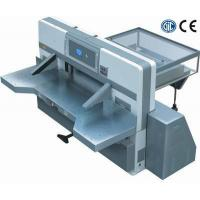 Quality SQZX1150D digital display double worm wheel double guide paper cutting machine for sale