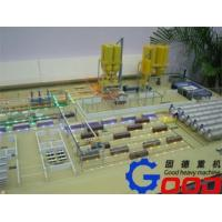 Quality 200000 m3 aerated concrete process equipment for sale