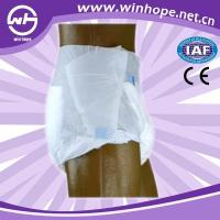 Adult Diaper with Cloth-like film