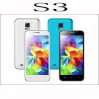 Buy cheap Android4.4.2 Cellphone MPIE S3 4G ROM With 4.8Inch Screen MTK6572 Dual Core 3G Unlocked Phone from wholesalers