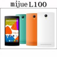 Buy cheap Mijue L100 4G LTE Smartphone MTK6582 Quad Core 1GB+8GB 8.0MP Camera 5.5inch Android Phone from wholesalers