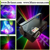 China 300MW RGB with SD+2D/3D Change laser show for disco and outdoor laser projector(LH-RGB210) on sale