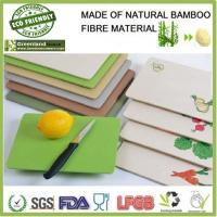 Quality Hot selling bamboo frabic chopping board for sale