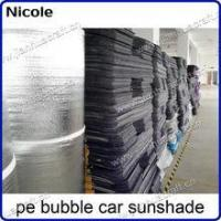 China PE foam with aluminium foil of car front window sunshade/car sunshade/sunshade/sun shade on sale
