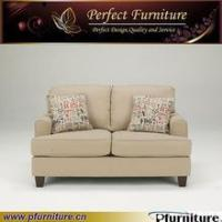 Quality PFS3352-2 home furniture sofa set wooden sofa model for sale
