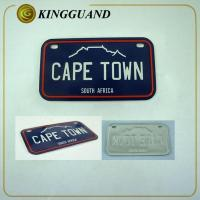 CAPE TOWN blue background cool car stickers
