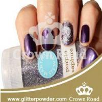 Best Glitter Powder Colorful Nail Polish wholesale