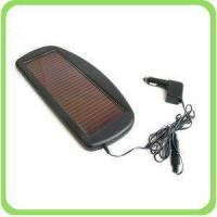 China 12v solar car battery charger (SCC-1.5) on sale