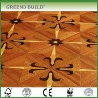 Quality Art parquet flooring Brown parquet wood flooring prices for sale