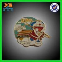 Quality Promotional gifts Metal enamel badge and custom made badge pin for sale