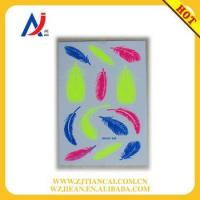 Quality New glow in the dark metallic temporary tattoo stickers with fluorescence for sale