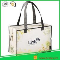 Quality Luxury Purple Shopping Bag Foldable Shopping Bag for sale