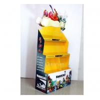 Quality grocery store display racks Strong Design Grocery Store Display,Cardboard Toy Display Stand for sale