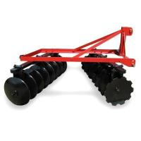 Buy cheap 1BJX-1.8 16pieces mounted disc harrow from wholesalers