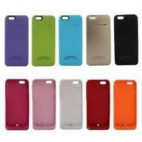 Best Battery case with holder for Iphone 6 wholesale