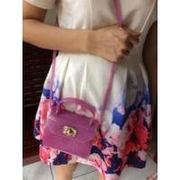 Best Fashion mini shoulder jelly candy bag wholesale