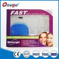China Enamel protective teeth whitening gel for home use on sale
