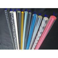 Quality best price new style colored acrylic stick/clear acrylic rod with colored wholesale for sale