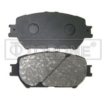 Buy cheap BRAKE PAD TO7224NEW from wholesalers