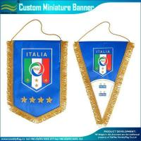 China Pennant Flags Custom Made Pennants Banners Flags on sale