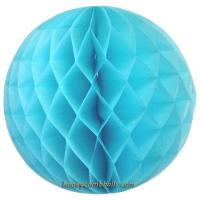 Buy cheap Baby Blue Honeycomb Balls 4 Inch Party Decoration from wholesalers