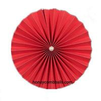 Best Birthday Party Decor Red Paper Pinwheels for Sale Pearl Pattern wholesale