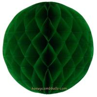 Buy cheap Kelly Green Honeycomb Balls Dia 25cm For Baby Shower Party from wholesalers