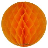 Buy cheap Orange Honeycomb Balls 35cm For Party Decoration Wholesale from wholesalers