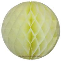 Buy cheap Lemonade Honeycomb Balls 12 Inch Colorful Party Hanging Decor from wholesalers