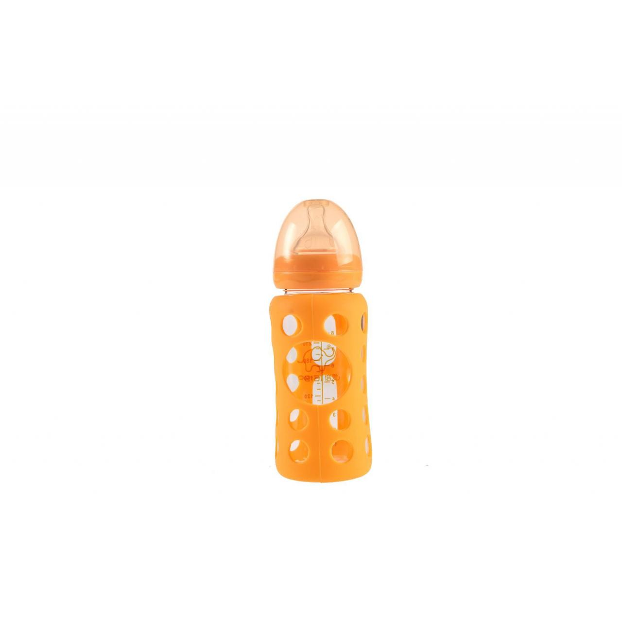 Best baby glass bottle 8029 wholesale