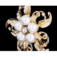 Quality Fashion Exquisite Handmade Olivet Flower Brooch for sale