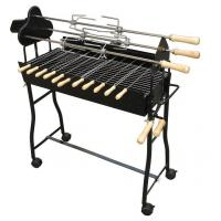 Quality Outdoor Camping Kabab Grill Spit Roaster for sale