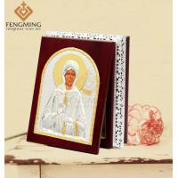 China Matrona icon wood gift case home decoration crafts on sale