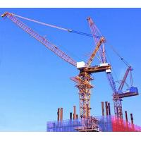 Buy cheap Luffing Jib Tower Crane from wholesalers