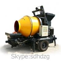 Buy cheap Concrete Mixer with pump from wholesalers