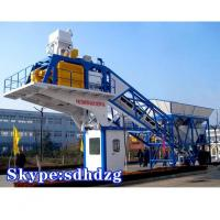 Buy cheap Mobile Concrete Batching Plant from wholesalers