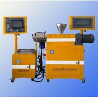 Filter testing machine SY-6216-BGLab single screw extruder/Filtrability test