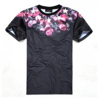 Quality All over full color sublimation t shirt wholesale for sale