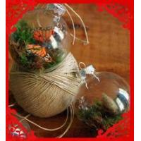 Buy cheap Clear Glass Ornament Balls from wholesalers