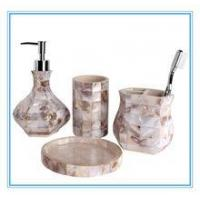 Buy cheap bathroom accessories,mosaic bathroom accessories,Mosaic bathroom accessories from wholesalers