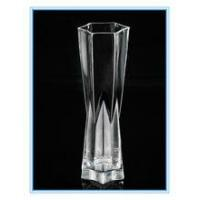 Quality Glass Vase,clear cheap tall glass vase for sale