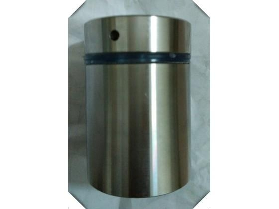 Buy Stainless steel decorative advertising screw / Glass standoff /Glass holder at wholesale prices